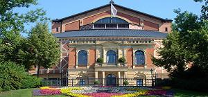 Bayreuth, Richard-Wagner-Festspielhaus