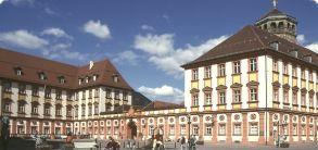 Bayreuth, Altes Schloss (Bildnachweis: Stadt Bayreuth)