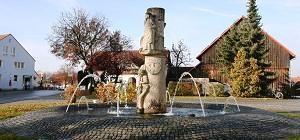 Berngau - Ortsbrunnen