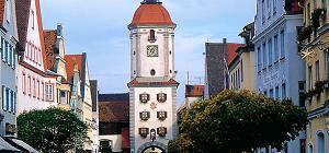 Dillingen a.d.Donau, Stadttor