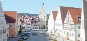 Monheim, Innenstadt