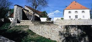 Mitterfels - Burganlage