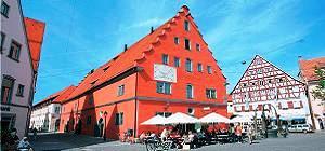 Alte Schranne Nördlingen (Quelle: Tourist-Info Nördlingen)
