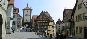 Rothenburg ob der Tauber - Rothenburgplatz
