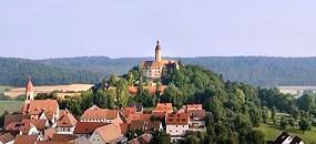 Schloss und Dorf Virnsberg