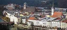 Wasserburg - Altstadt
